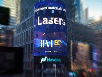 II-VI Incorporated Celebrates its 50th Anniversary With Opening Bell Ceremony at Nasdaq
